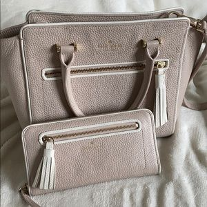 Purse + Matching Wallet